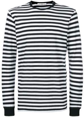 Golden Goose striped long sleeve T-shirt