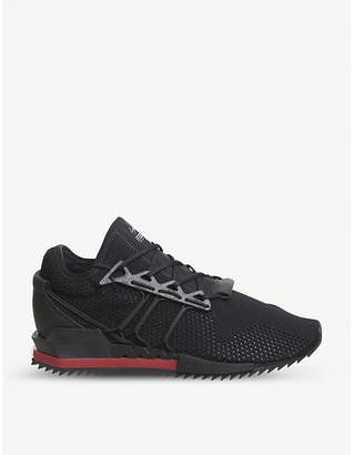 uomini rosso - nero adidas formatori shopstyle australia