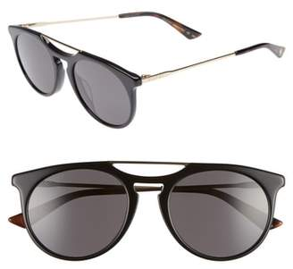 Gucci Light Combi 53mm Sunglasses