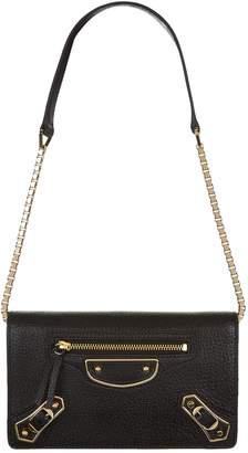Balenciaga Mini City Wallet Bag