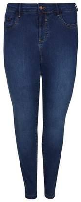 Evans Midwash Skinny Jeans