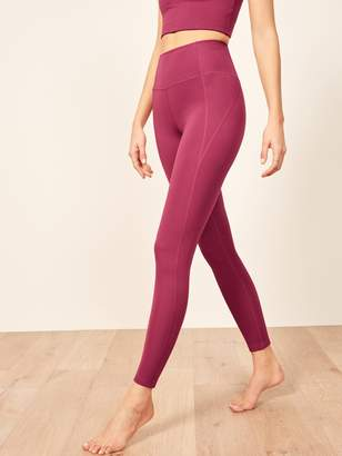 Reformation Girlfriend Collective Hi Rise Full Length Pant