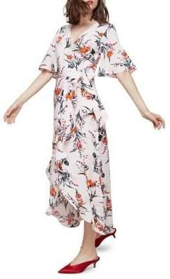 Miss Selfridge Trailing Bloom Floral Dress