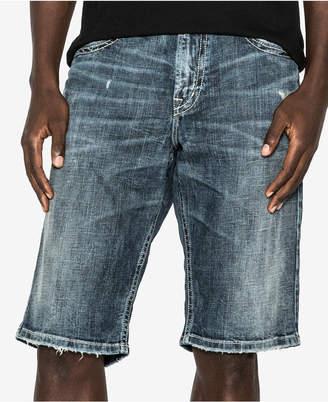 Silver Jeans Men's Loose Fit Denim Shorts