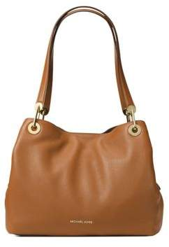 MICHAEL Michael Kors Raven Large Pebbled Leather Tote Bag