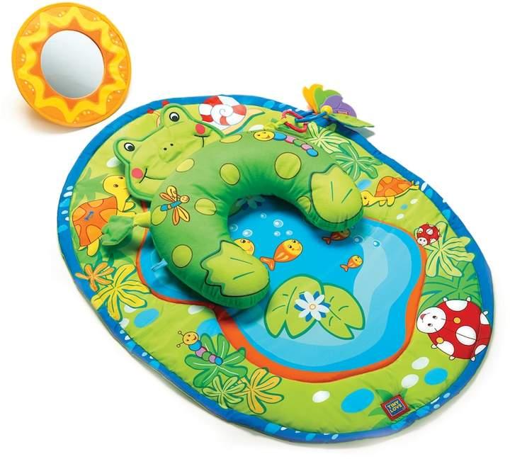 Tiny Love Frog Tummy Time Fun