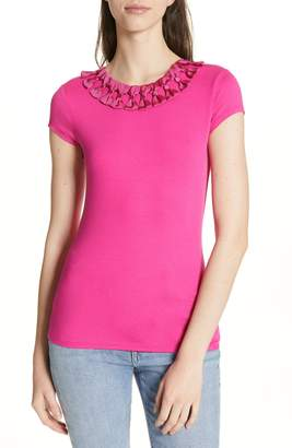 Ted Baker Charre Bow Trim Tee