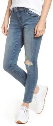 BP Distressed Skinny Jeans