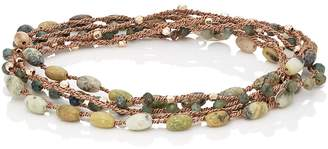 Feathered Soul Men's #Sooth Wrap Bracelet