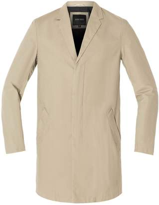 Antony Morato Men's Dust Coat With Concealed Button Placket