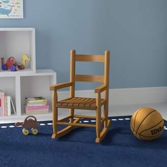 Harriet Bee Barkman Child's Rocking Chair