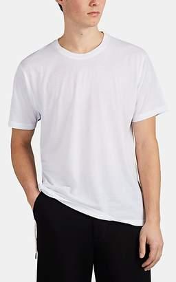 Craig Green Men's Kaleidoscope-Back Jersey T-Shirt - Purple