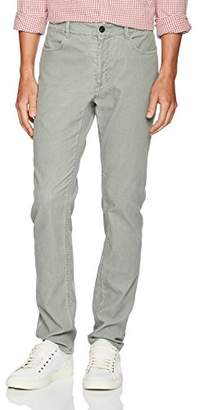 Michael Bastian Men's Pigment Dyed Stretch Corduroy 5 Pocket Pant