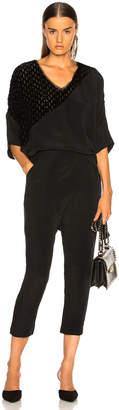 Rachel Comey Grateful Jumpsuit in Black | FWRD
