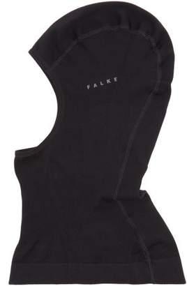 Falke Ribbed Technical Stretch Jersey Balaclava - Womens - Black