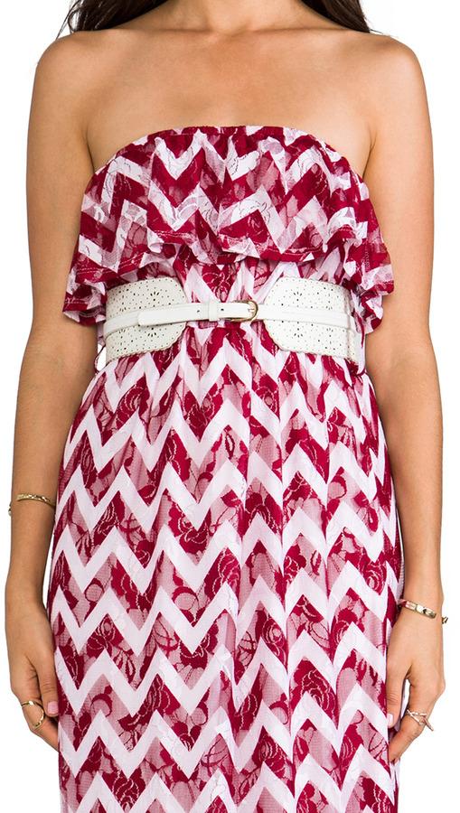 VAVA by Joy Han Amber Maxi Dress