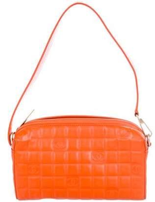 Chanel Square Quilt Pochette Bag