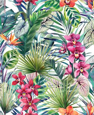Graham & Brown Aloha Tropical Multi Wallpaper