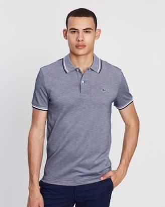 Lacoste Slim Fit Birdseye Polo Shirt