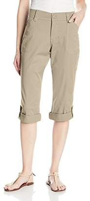 Lee Indigo Women's Cargo Pocket Skimmer Pant
