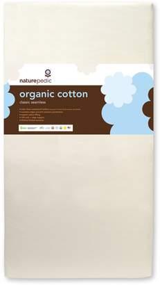 Naturepedic No-Compromise Organic Cotton Classic Crib Mattress