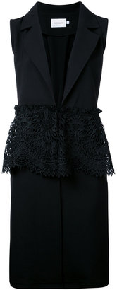 Co-Mun lace-up back waistcoat $1,128 thestylecure.com