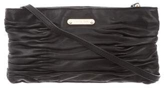 MICHAEL Michael Kors Michael Kors Soft Leather Clutch