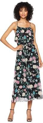 Kensie Botanical Mix Dress KS6K8243 Women's Dress