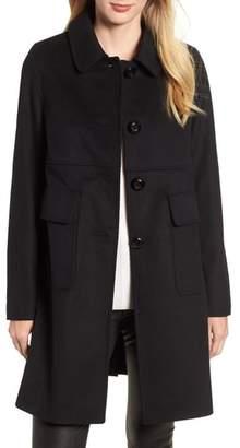 Kristen Blake Wool Walking Coat