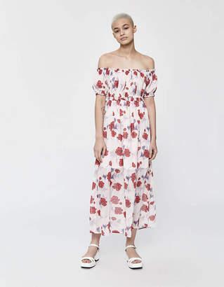 Farrow Jacqueline Floral Dress