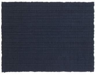 Mendo Navy Cotton Placemat