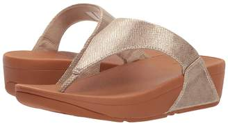 FitFlop Lulu Toe-Thong Sandal Women's Sandals