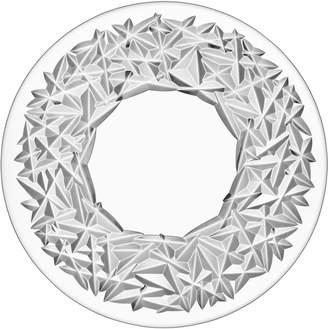 Orrefors Carat Cake Lead Crystal Serving Plate