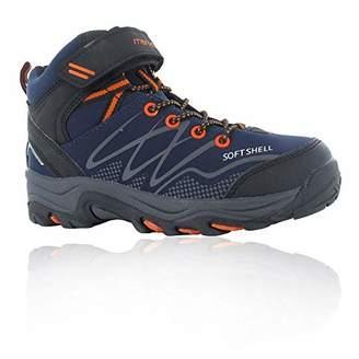 Hi-Tec Unisex Kid's Blackout MID Waterproof Junior High Rise Hiking Boots,(30 EU)
