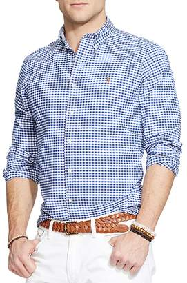 Polo Ralph Lauren Checked Oxford Button-Down Shirt - Classic Fit