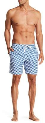 Onia Charles Patterned Swim Trunks