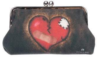 Sarah's Bag Wounded Heart Clutch