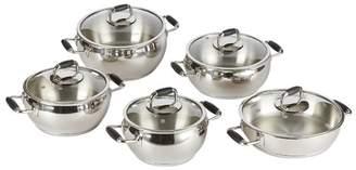 Black MilaNO Cookware Set