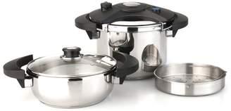 Berghoff 5-Piece Pressure Cooker Set