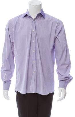 Etro Striped Casual Shirt