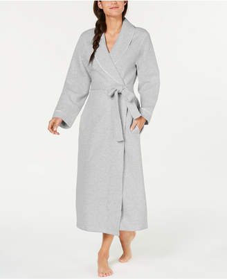 49ce064cecb Charter Club Textured Soft Knit Long Cotton Robe