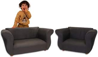 Keet Sofa and Chair Fancy Kid's Set
