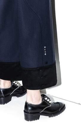 3.1 Phillip Lim Structured Wide Leg Pant