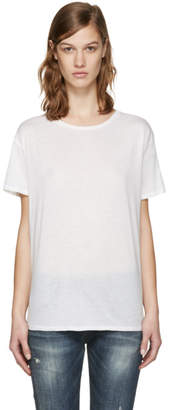 R 13 Ecru Boy T-Shirt
