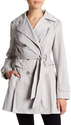 GUESS Double-Breasted Coat