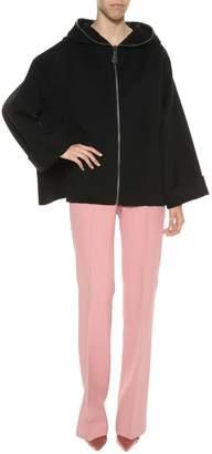Bottega Veneta Coat In Cashmere Double Fabric