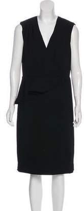 Tory Burch Sleeveless Empire Dress