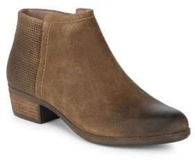Rockport Vanna Suede Booties