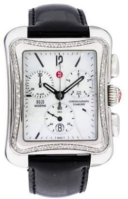 Michele Deco Moderne Watch
