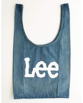 Lee (リー) - haco! Lee ショッピングバッグみたいなしっかり素材のコンビニエントエコバッグ